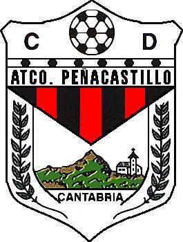 Escudo de C.D. ATLÉTICO PEÑACASTILLO (CANTABRIA)