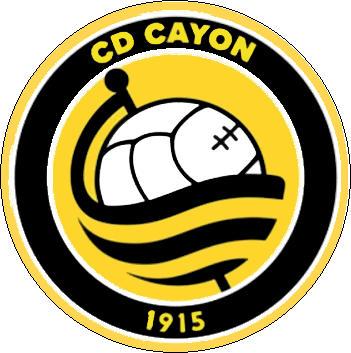 Escudo de C.D. CAYON (CANTABRIA)