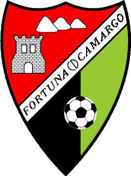 Escudo de C.D. FORTUNA CAMARGO (CANTABRIA)