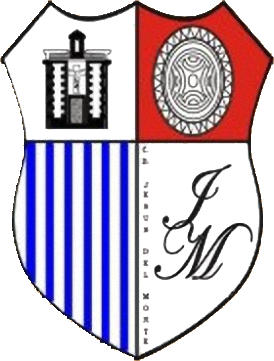 Escudo de C.D. JESÚS DEL MONTE (CANTÁBRIA)