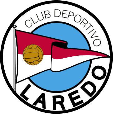 Escudo de C.D. LAREDO (CANTABRIA)