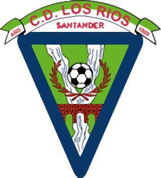 Escudo de C.D. LOS RIOS (CANTÁBRIA)