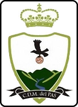 Escudo de C.D. MONTAÑA DEL PAS (CANTABRIA)
