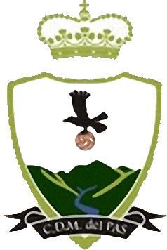 Escudo de C.D. MONTAÑAS DEL PAS (CANTABRIA)