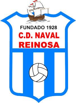 Escudo de C.D. NAVAL CANTABRIA (CANTABRIA)