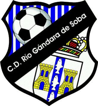 Escudo de C.D. RÍO GÁNDARA DE SOBA (CANTABRIA)