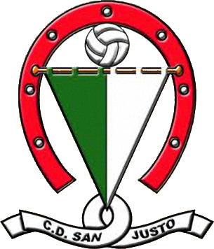 Escudo de C.D. SAN JUSTO (CANTABRIA)
