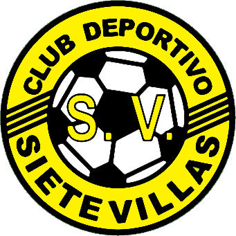 Escudo de C.D. SIETE VILLAS (CANTABRIA)