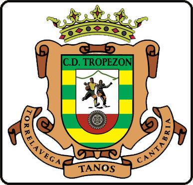 Escudo de C.D. TROPEZON  (CANTABRIA)