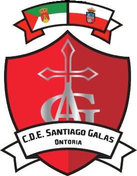 Escudo de C.D.E. SANTIAGO GALAS (CANTABRIA)