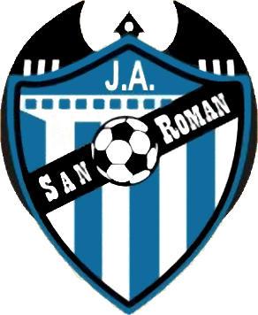 Escudo de J.A. SAN ROMAN (CANTABRIA)