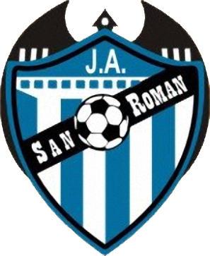 Escudo de JUVENTUD ATLÉTICO SAN ROMÁN (CANTABRIA)