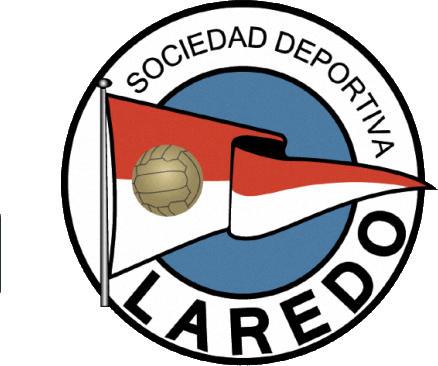 Escudo de LAREDO S.D. (CANTÁBRIA)