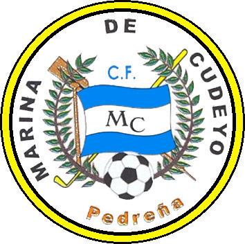 Escudo de MARINA DE CUDEYO C.F. (CANTABRIA)