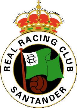Escudo de REAL RACING DE SANTANDER (CANTABRIA)
