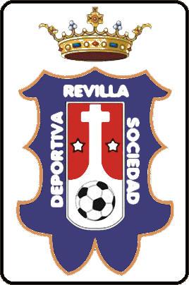 Escudo de REVILLA S.D. (CANTABRIA)
