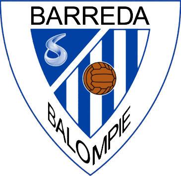 Escudo de S.D. BARREDA BALOMPIÉ (CANTABRIA)