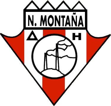Escudo de S.D. NUEVA MONTAÑA (CANTABRIA)