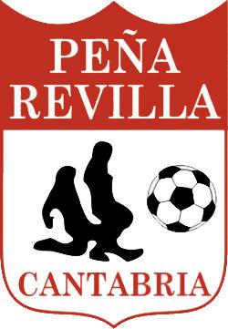 Escudo de S.D. PEÑA REVILLA (CANTÁBRIA)