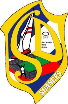 Escudo de S.D. SAN MARTIN DE LA ARENA (CANTABRIA)