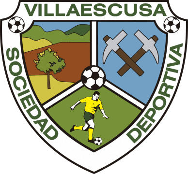 Escudo de S.D. VILLAESCUSA (CANTABRIA)