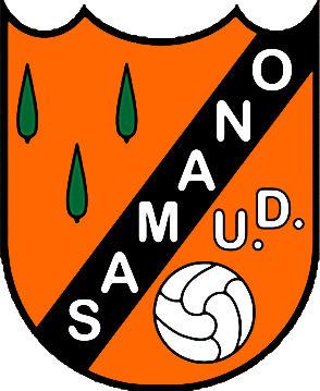 Escudo de U.D. SAMANO (CANTABRIA)