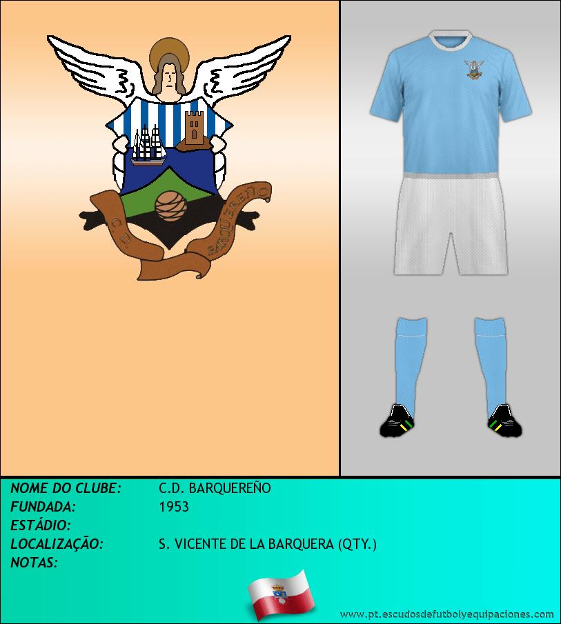 Escudo de C.D. BARQUEREÑO