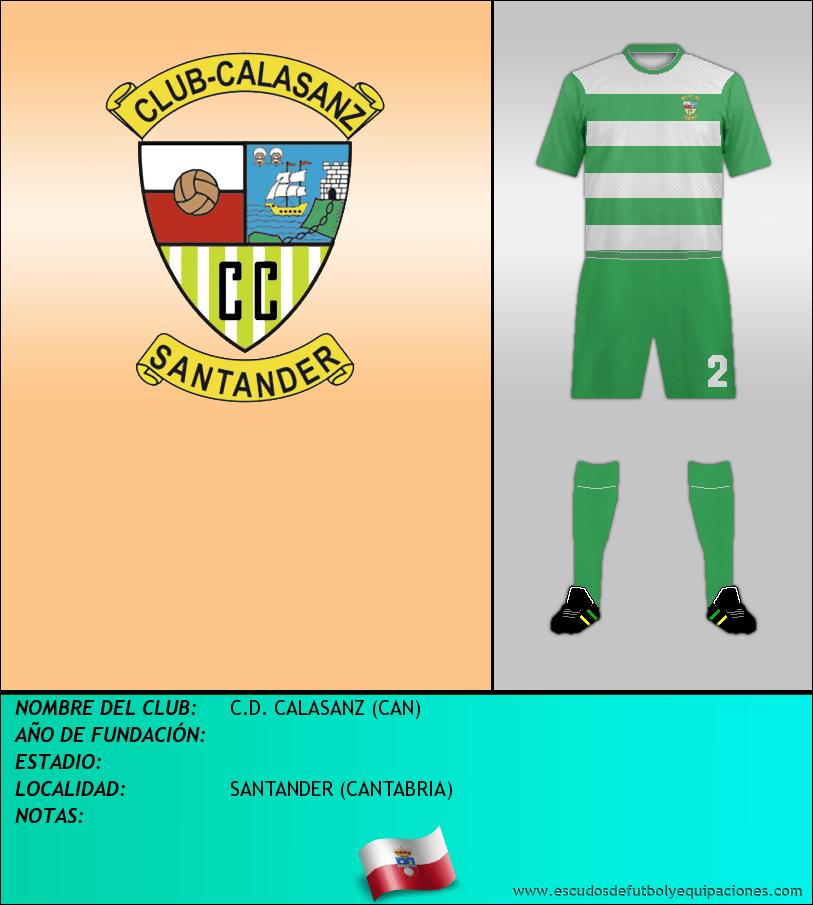 Escudo de C.D. CALASANZ (CAN)