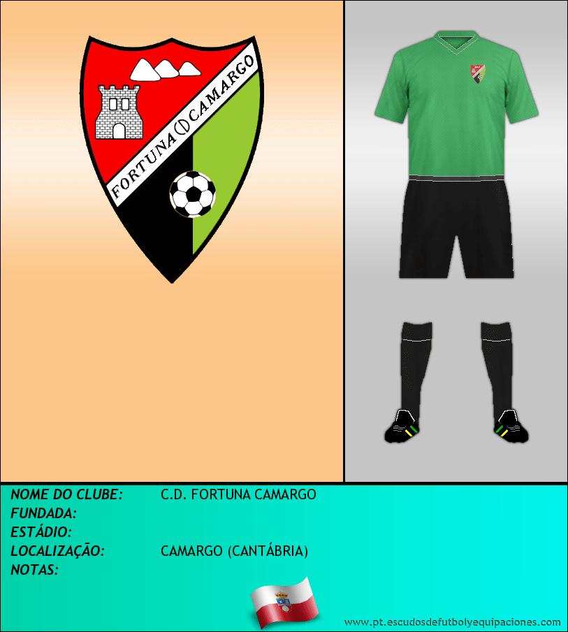 Escudo de C.D. FORTUNA CAMARGO