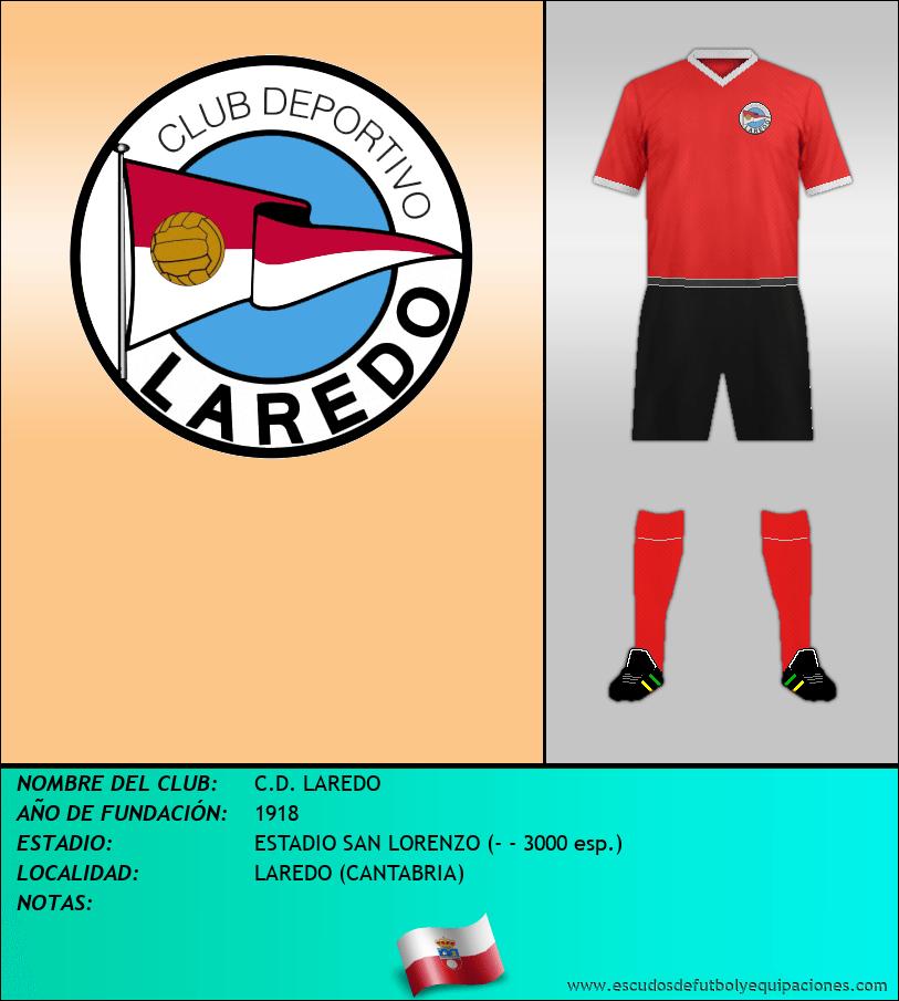 Escudo de C.D. LAREDO