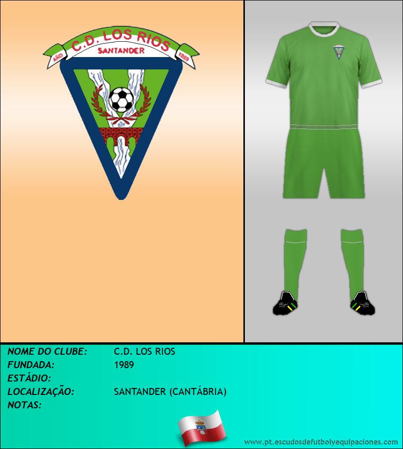 Escudo de C.D. LOS RIOS