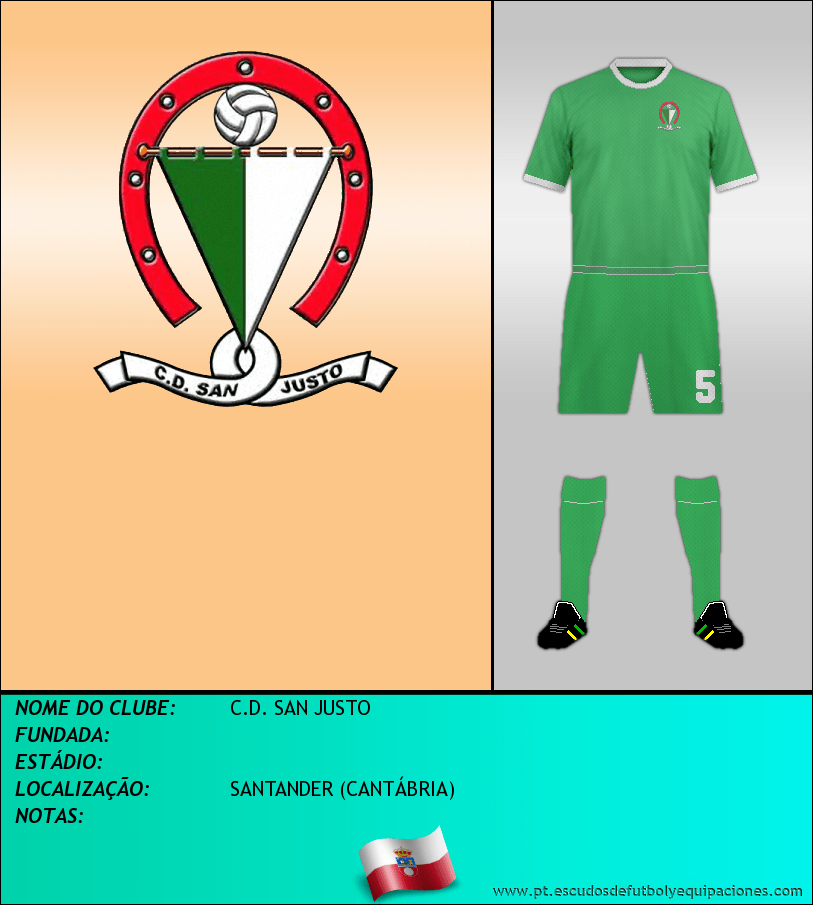 Escudo de C.D. SAN JUSTO