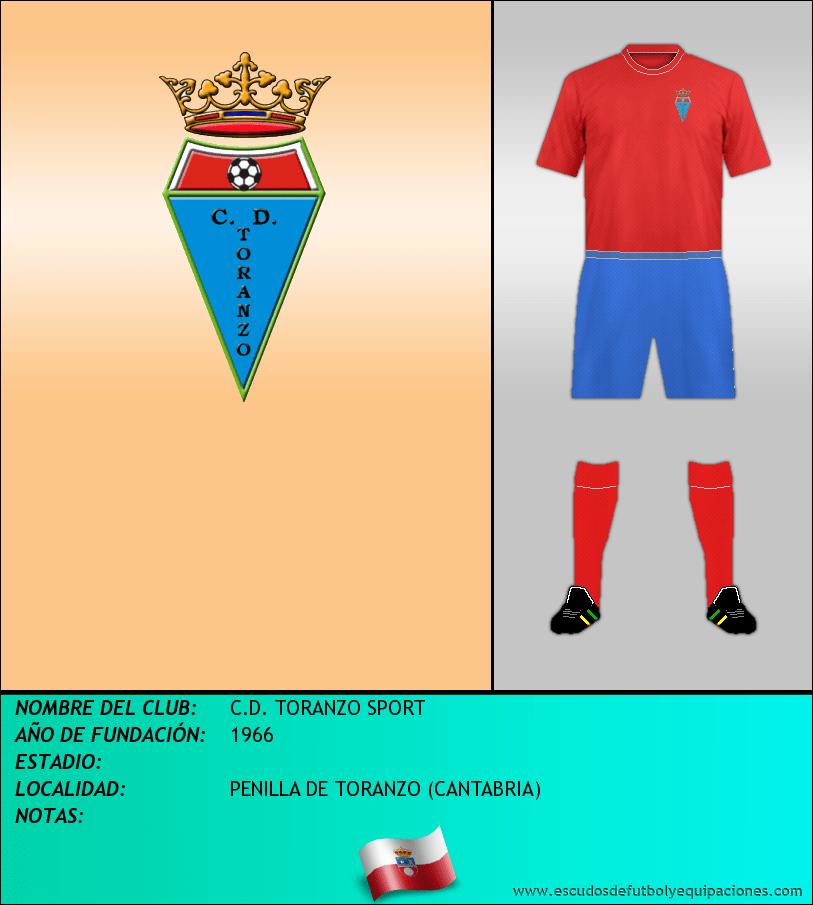Escudo de C.D. TORANZO SPORT