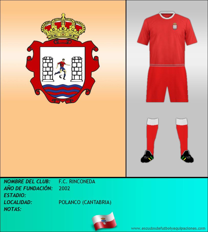 Escudo de F.C. RINCONEDA