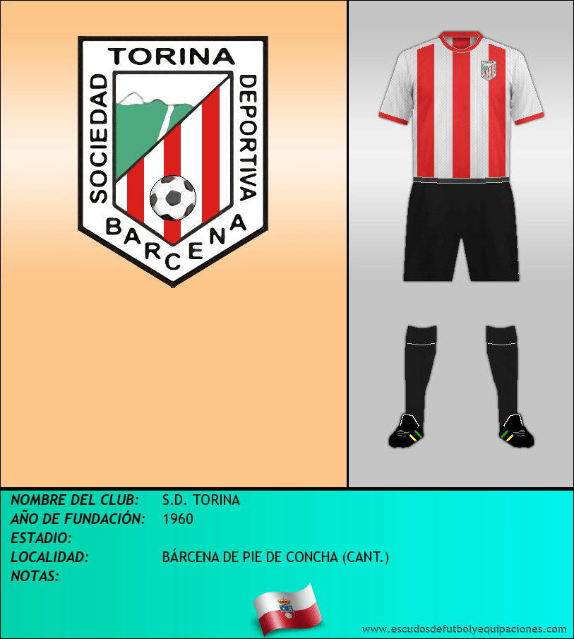 Escudo de S.D. TORINA