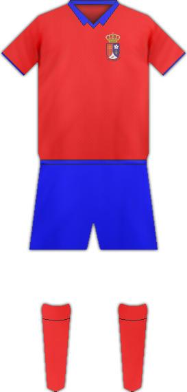 Camiseta C.D. COBEJA