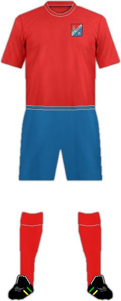 Camiseta C.D. PUEBLA (MONTALBÁN)