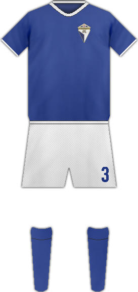 Camiseta DEPORTIVO MANCHEGO C.F.