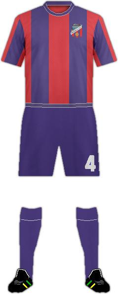Camiseta MINGLANILLA C.F.
