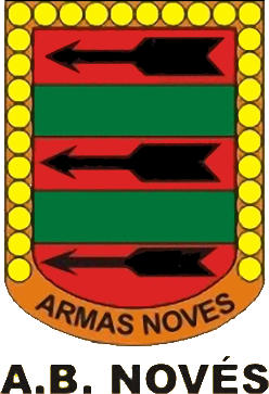 Escudo de A.B. NOVÉS. (CASTILLA LA MANCHA)