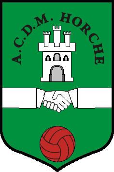 Escudo de A.C.D.M. HORCHE (CASTILLA LA MANCHA)