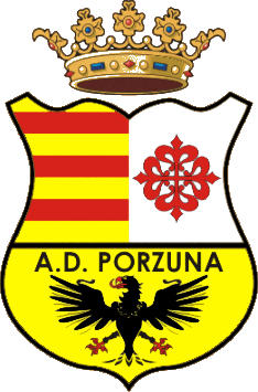 Escudo de A.D. PORZUNA (CASTILLA-LA MANCHA)