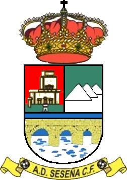 Escudo de A.D. SESEÑA C.F. (CASTILLA LA MANCHA)