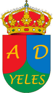 Escudo de A.D. YELES (CASTILLA LA MANCHA)