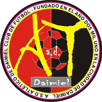 Escudo de A.S.D. ATLÉTICO CIUDAD REAL C.F. (CASTILLA LA MANCHA)