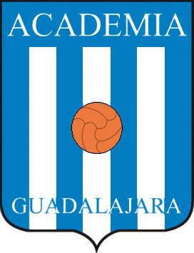 Escudo de ACADEMIA ALBICELESTE C.F. (CASTILLA LA MANCHA)