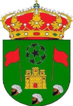 Escudo de ALMOGUERA C.F. (CASTILLA LA MANCHA)