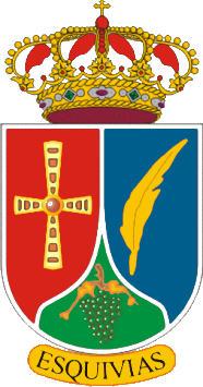 Escudo de ATLÉTICO ESQUIVIAS C.F. (CASTILLA LA MANCHA)