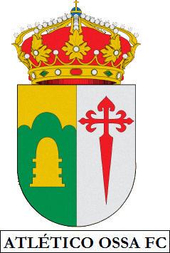 Escudo de ATLÉTICO OSSA F.C. (CASTILLA LA MANCHA)