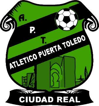 Escudo de ATLÉTICO PUERTA TOLEDO (CASTILLA LA MANCHA)